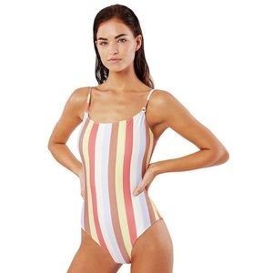 SOLID & STRIPED The Nina One Piece Swimsuit